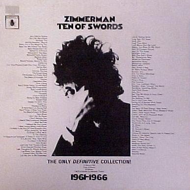 Warehouse Eyes: Bob Dylan Killed My CD Player